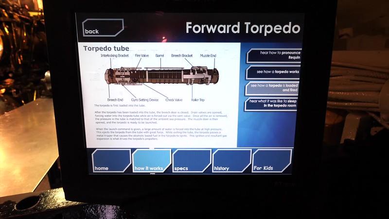 Torpedo Tube Video