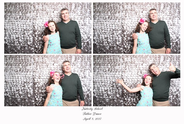 Nativity School Father Daughter Dance 04/08/2017