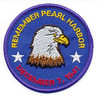 Remember Pearl Harbor December 7, 1941 Patch.