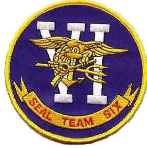 SEAL TEAM SIX Patch