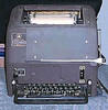 Model 15 Teletype Machine.