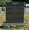 Fleet Admiral Felix Budwell Stump - CINCPAC/CINCPACFLT 1952 to 1958.<br /> Burial site at Arlington National Cemetery.