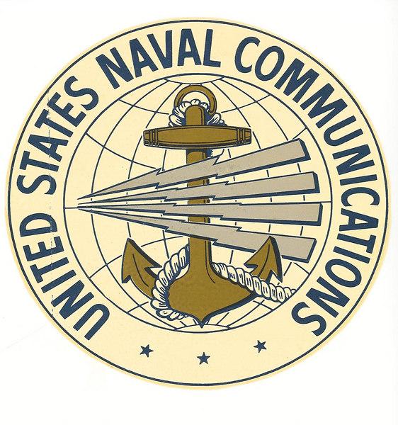 U.S. Naval Communications Emblem