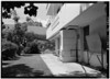 CINCPAC/CINCPACFLT Headquarters Building, Makalapa Drive, Honolulu HI.  Grounds. July, 1966