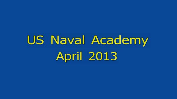 USNA April 2013 Video