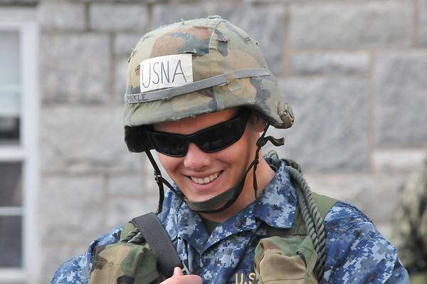 USNA IST @ USMA Sandhurst Combat Field Skills