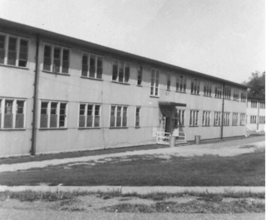 USNTC Bainbridge - Service School Command Housing - April 28, 1943.