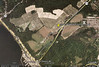 GOOGLE EARTH - Ariel View USNTC BAINBRIDGE and Port Deposit MD.