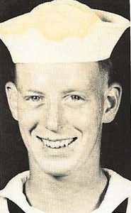 """(22) Robert B. GORDON SR - <font color=""""#FF0000"""">Recruit P.O. Bos'n Mate Of The Watch </font> USNTC BAINBRIDGE Company 359, 2nd Regiment (Camp Perry), 25th Battallion. August 6th to October 19th, 1955."""