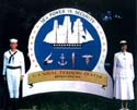 USNTC Bainbridge MD Emblem