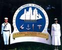 USNTC Bainbridge MD Emblem
