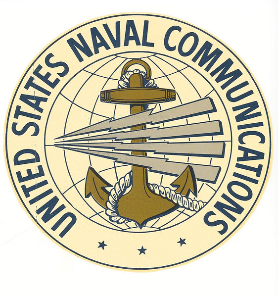 U.S. Naval Communications Emblem