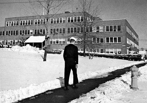 USNTC BAINBRIDGE MD - Administration Building