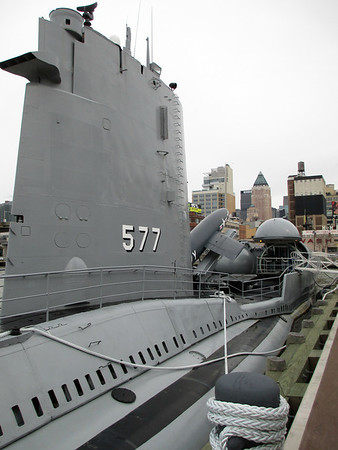 USS Growler - 2013