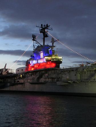 USS Intrepid - 2013