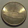 USS VULCAN AR-5 Challenge Coin Service To The Fleet. Back side. Found on EBay.