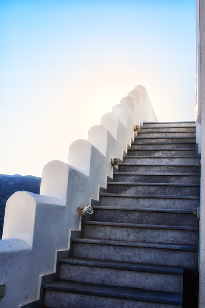 Steps to the sunshine