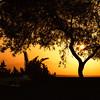 Sunset from Faros Villa