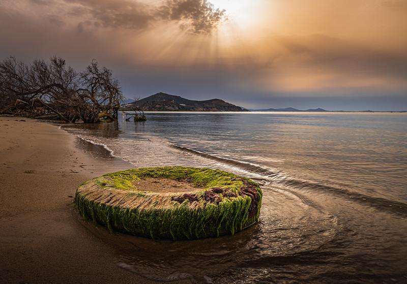 Back to Nature! - Naxos, Greece