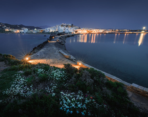 Aegean Twilight - Naxos, Greece