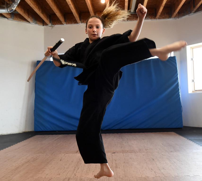 Nayah Murphy Stunt Girl