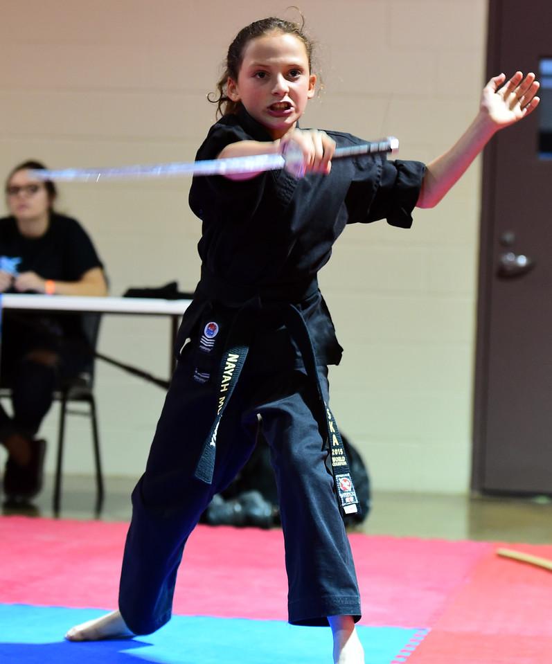 Naya Murphy Stunt Girl