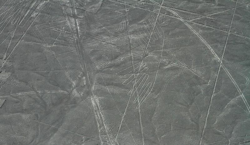 Τα γεωγλυφικά της Νάζκα (ΠΕΡΟΥ)