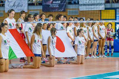 © Matteo Morotti #MilanoVolley2014 #ItaGiap #QCom #Treviglio #amichevole  #Italia 3 #Giappone 2