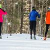NCS at the Lake Placid Loppet 2015, a citizens endurance nordic ski race. photo by Nancie Battaglia