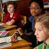 North Country School in Lake Placid NY autumn 2012. photo by Nancie Battaglia