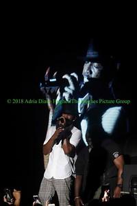 Ne-Yo live at the Dell Music Center