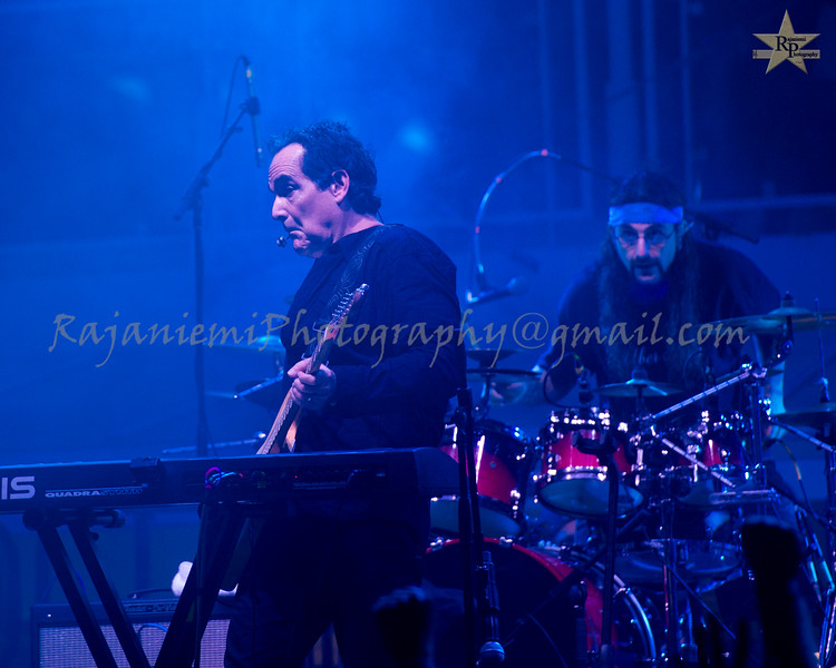Neal Morse and Mike Portnoy