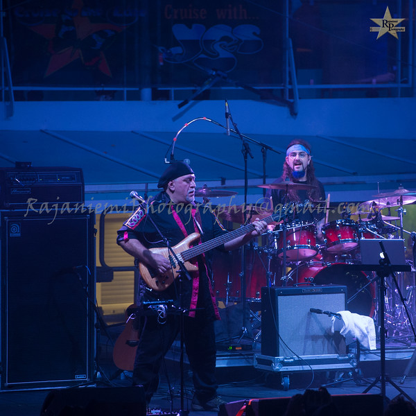 Randy George and Mike Portnoy