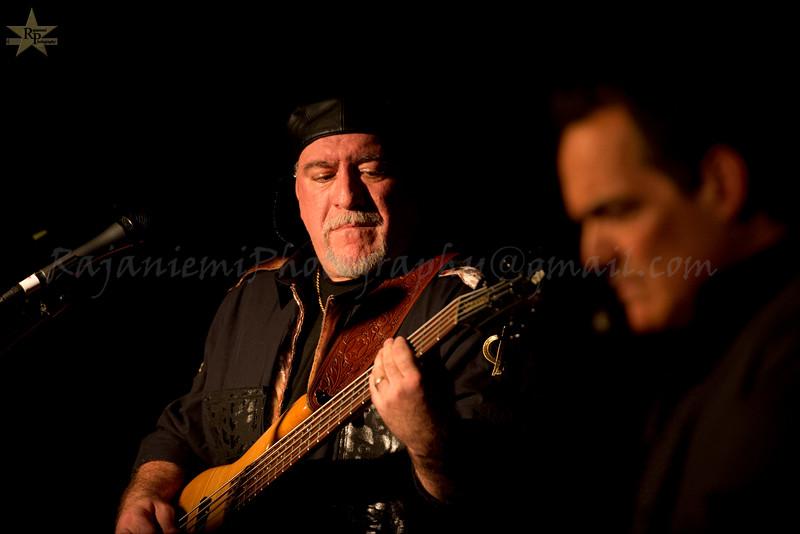 Randy George and Neal Morse