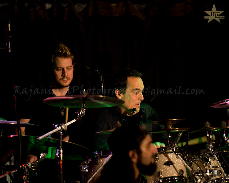 Eric Gillette, Neal Morse, and Mike Portnoy