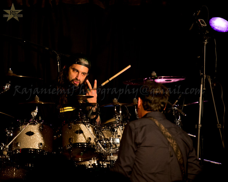 Mike Portnoy and Neal Morse