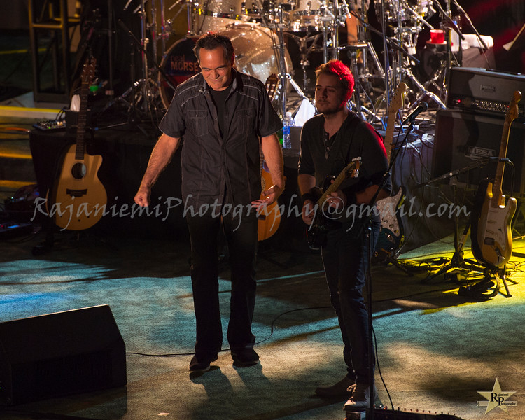 Neal Morse and Eric Gillette