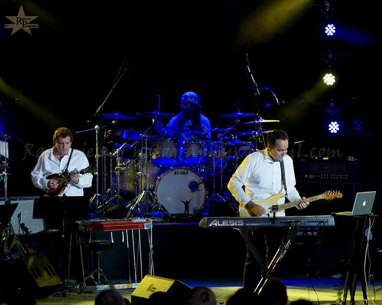 Eric Brenton, Mike Portnoy, and Neal Morse