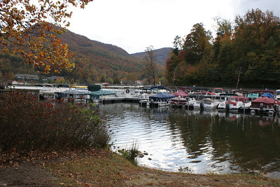 Lake Lure Nov 2013