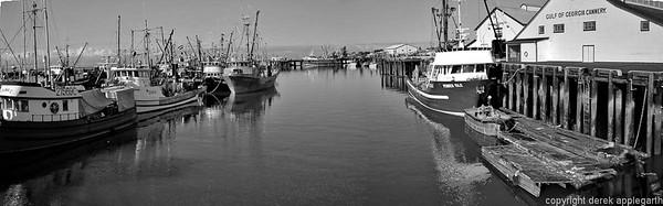 Steveston Harbour,  BC