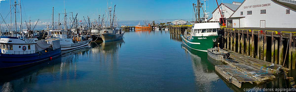 Steveston Harbour,  BC
