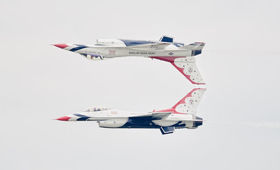 US Air Force Thunderbirds Mirror