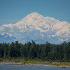Denali - view from Talkeetna, Alaska