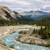 Bow Glacier Falls Trail, Banff National Park, Canada