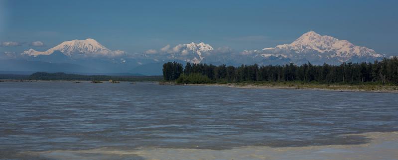 Denali - view from Talkeetna, Alaska