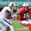 AARON BECKMAN <br /> <br /> LINCOLN  <br /> <br /> Nebraska Cornhuskers vs Illinois