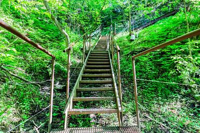 Trail to Fort Falls at Ft. Niobrara National Wildlife Refuge