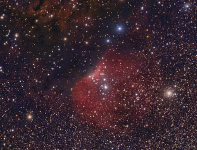 Sh2-140 -- Cepheus Constellation