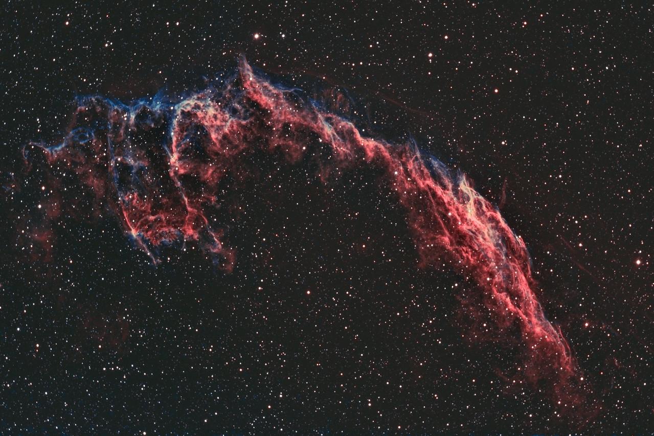 NGC6995 - Eastern Veil Nebula
