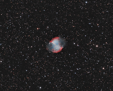M27 - Dumbbell Nebula -- Vulpecula Constellation